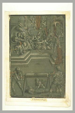 Martyre de deux saints