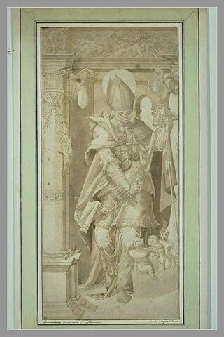 Saint Nicolas et les trois petits enfants