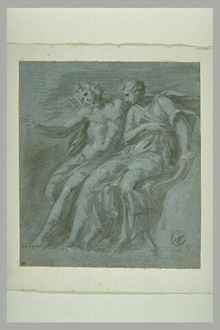 Diane et Apollon