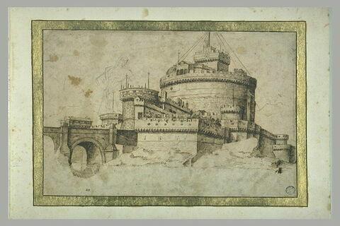 Le château Saint-Ange