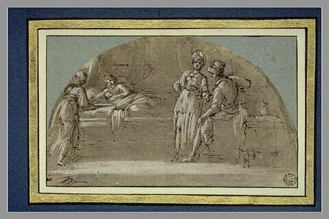 La naissance d'Ismaël