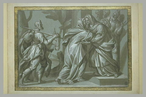 La Visitation de la Vierge à sainte Elisabeth