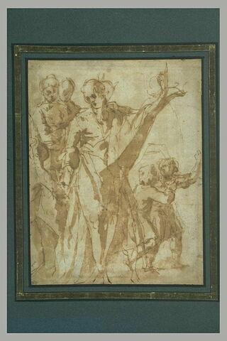Prédication d'un apôtre