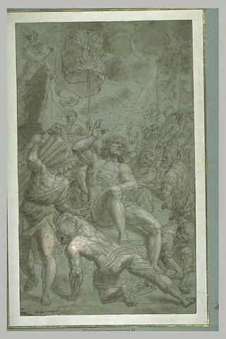Supplice de saint Christophe