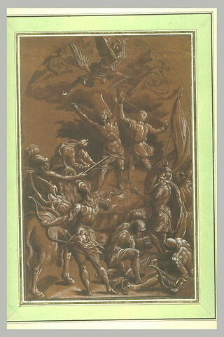Martyre de saint Sébastien