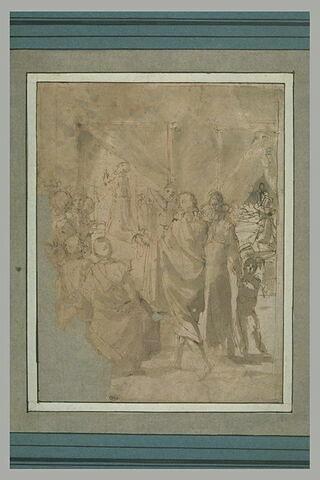 Saint Philippe de Neri en prières
