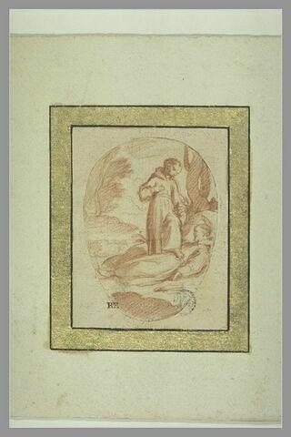 Démonstration de l'humilité de l'âme franciscaine