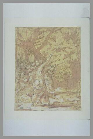 Mort d'Orphée