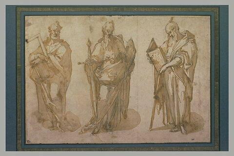 Saint Paul, saint Simon et saint Jacques