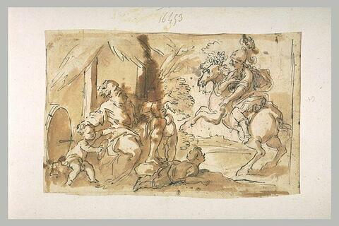 Alexandre et Diogène