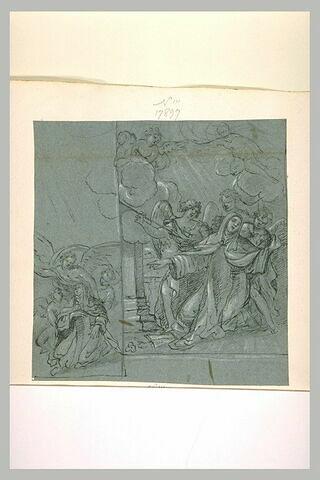 La Transverbération de sainte Thérèse