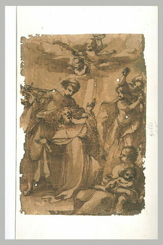 Le Martyre d'un religieux : saint Pierre Martyre?