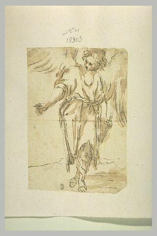 Archange marchant