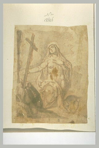 Pénitence de la Madeleine à la Sainte-Baume