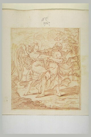 Lutte de Jacob contre l'ange