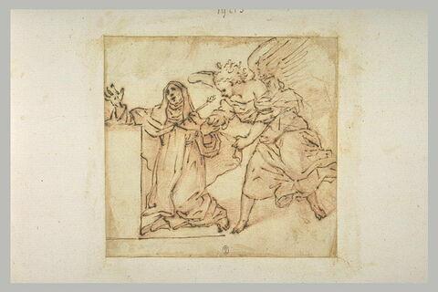 La Transverbération du coeur de sainte Thérèse