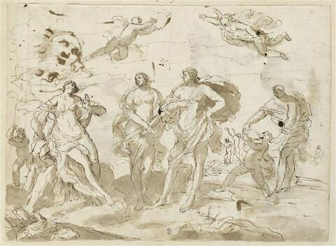 Les noces de Bacchus et Ariane
