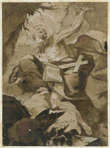 Saint Jérôme dans le désert