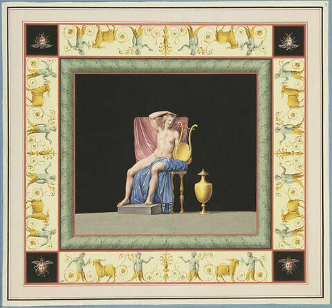 Apollon musicien