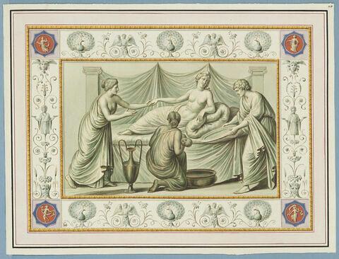 Naissance de Dionysos