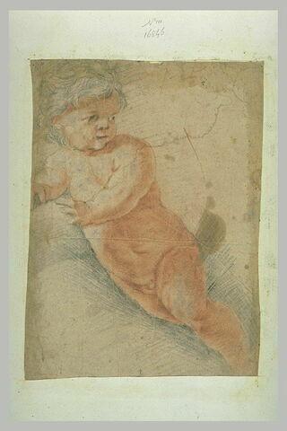 Enfant nu