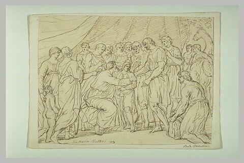 Les adieux de Joseph