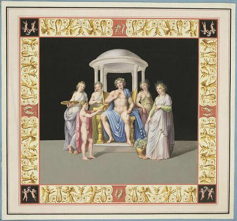 Le triomphe de Dionysos