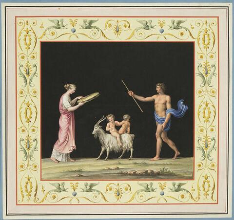 L'enfance de Dionysos