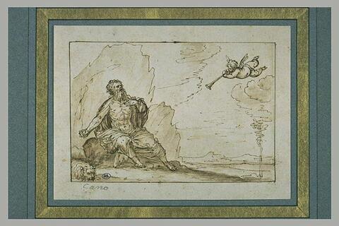 Vision de saint Jérôme