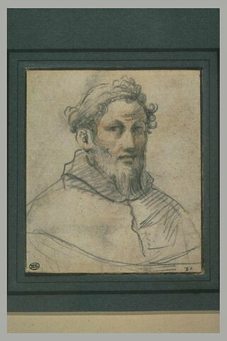 Portrait d'ecclésiastique