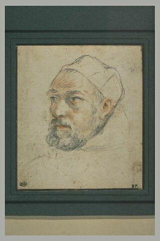 Portrait d'ecclésiastique (?)