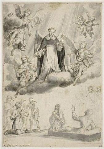 Apothéose de saint Vincent Ferrier