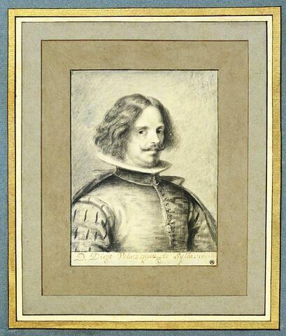 Portrait de Diego Velasquez