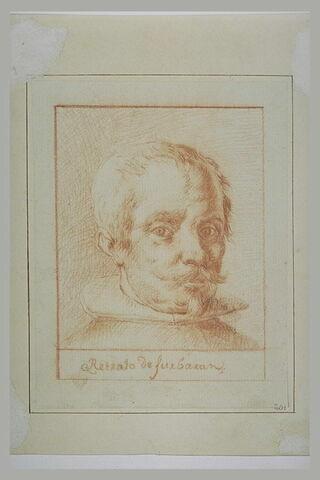 Portrait de Francisco de Zurbaran