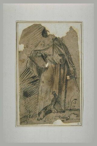 Apôtre : saint Jacques le Majeur ?