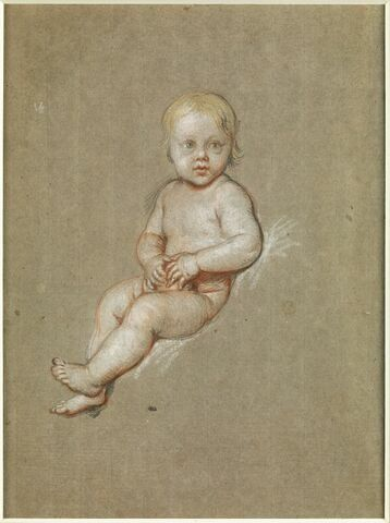 Portrait d'un enfant du banquier Jabach