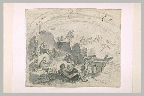 Junon et Apollon