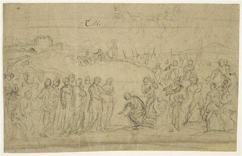 Le Voyage d'Alexandre en Judée