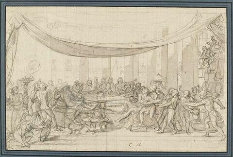 Le Dernier Banquet d'Alexandre