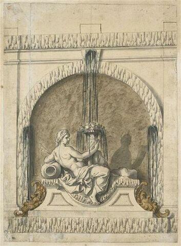 Projet de fontaine