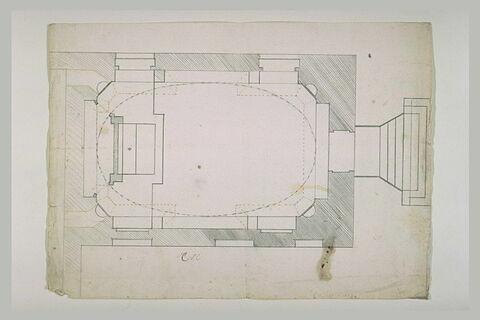 Plan d'une chapelle