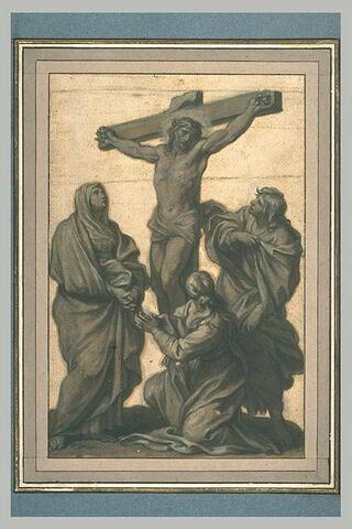 La mort de Jésus-Christ sur la Croix