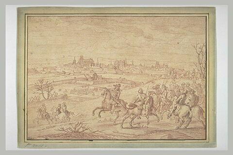 Les campagnes de Louis XIV