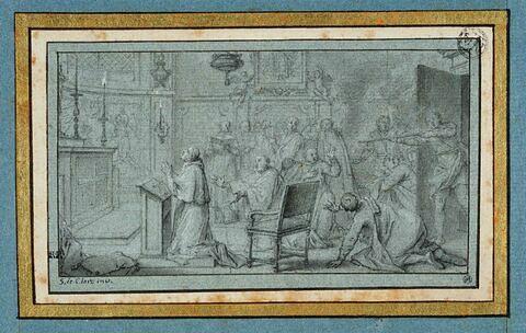 L'Assassinat de saint Charles