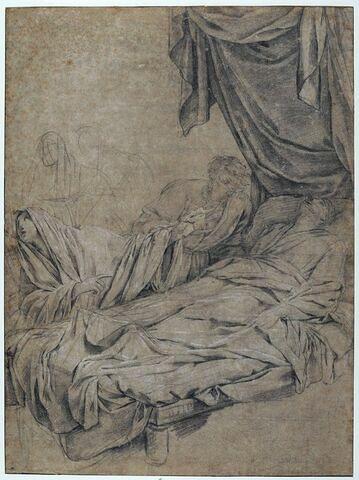 Saint Pierre ressuscitant Dorcas