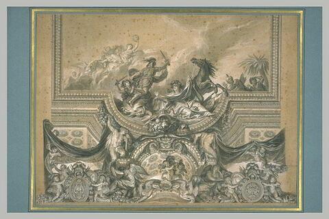 Le roi prend Maëstricht en treize jours (1673)