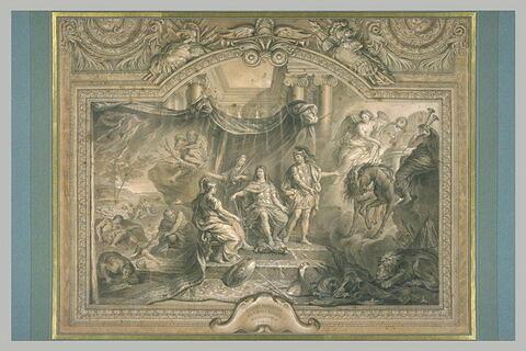 Résolution prise de faire la guerre à la Hollande (1671)