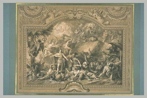 La Franche-Comté conquise pour la deuxième fois (1674)