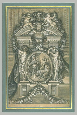 La Prééminence de la France reconnue par l'Espagne