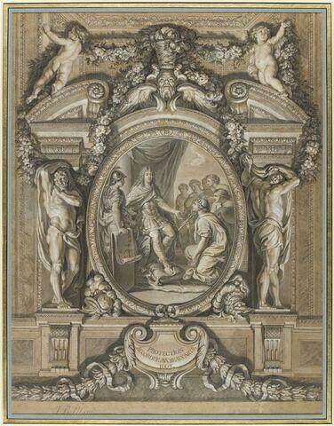 Protection accordée aux Beaux Arts (1663)